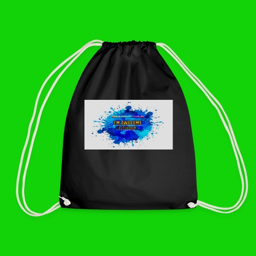 SPLAT - Drawstring Bag