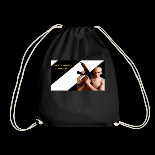 maybach cyplionka - Drawstring Bag