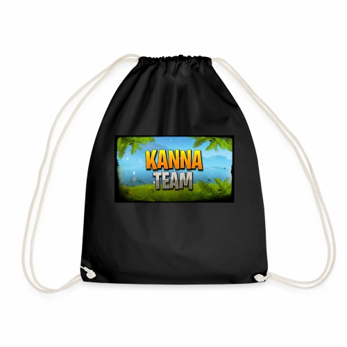 Logo Kanna_Team - Sac de sport léger