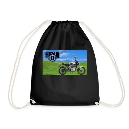 heavy d limited time only - Drawstring Bag