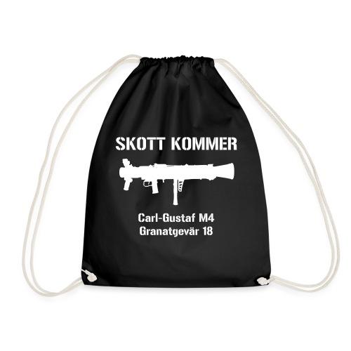 Skott Kommer CGM4 - Gymnastikpåse
