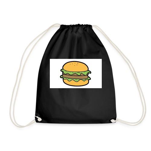 BurgerShirt - Sac de sport léger