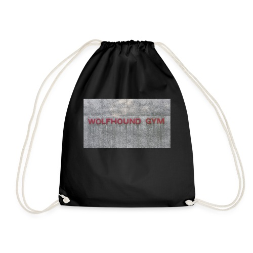 Wolfhound Gym - Gymtas