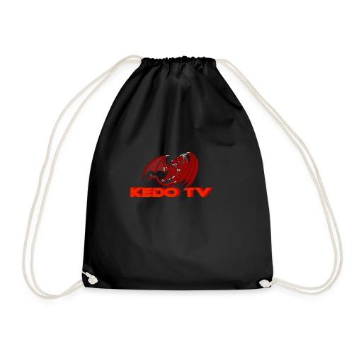 Kedo's Drachen - Logo - Turnbeutel