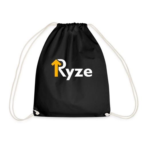Ryze Logo Copy - Sacca sportiva