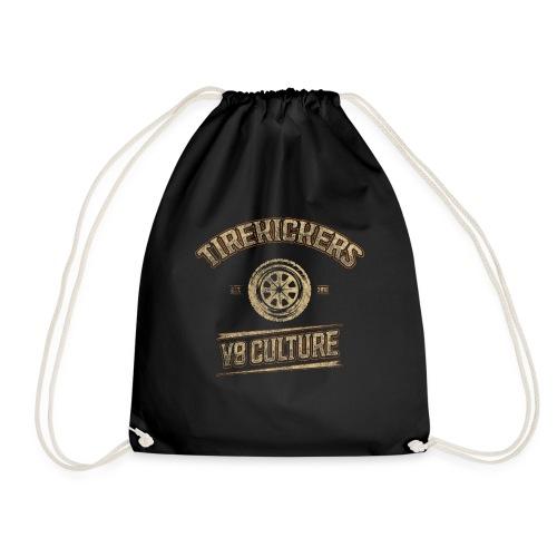 Tirekickers – Vintage Tire - Turnbeutel