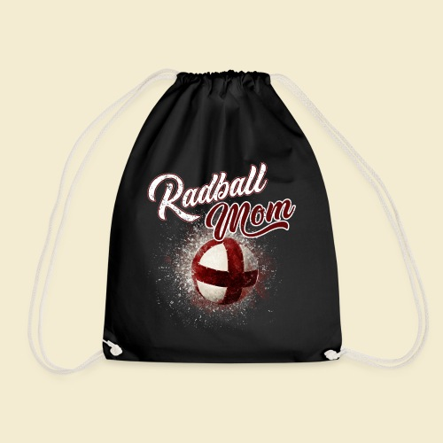 Radball Mom - Turnbeutel