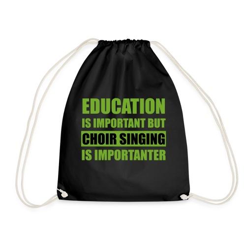 education - Turnbeutel