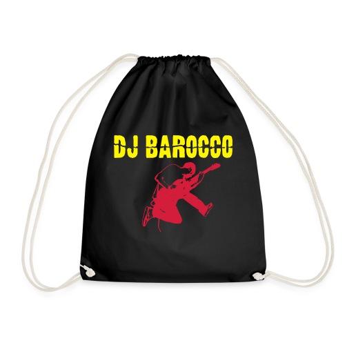 DJ Barocco - Sacca sportiva