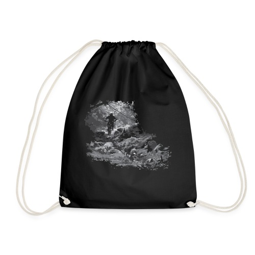 Deep in the Forest - Drawstring Bag