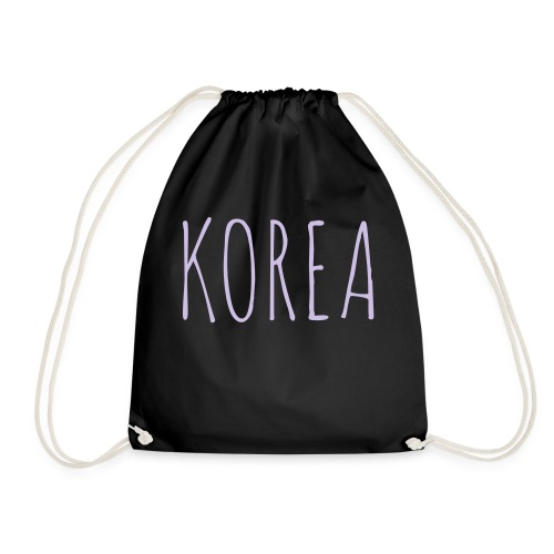 Korea - Limited Edition - Drawstring Bag