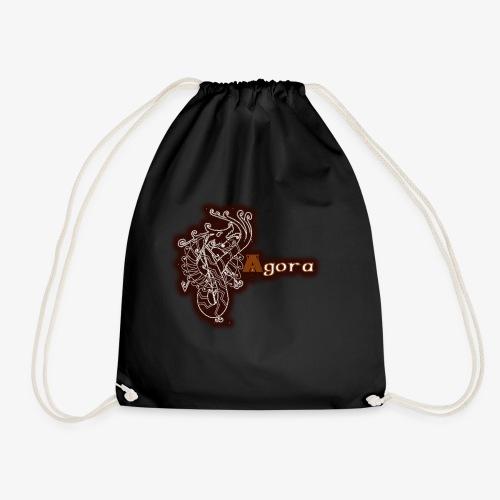 Agora Logo - Drawstring Bag