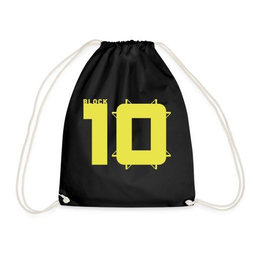 block10 - stadion edition - Turnbeutel