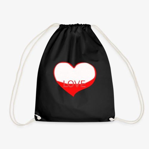 Love1 - Mochila saco