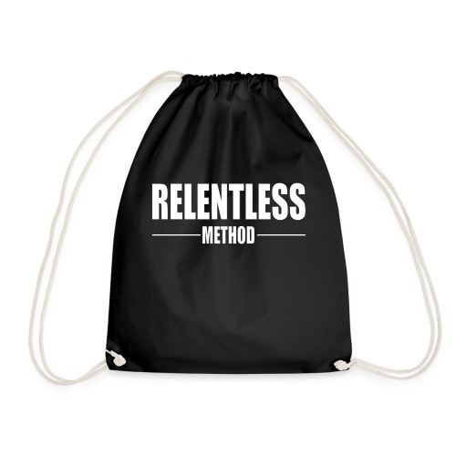 Relentless Method White - Gymnastikpåse