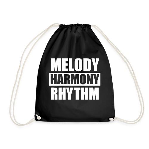 Melody Harmony Rhythm - Turnbeutel