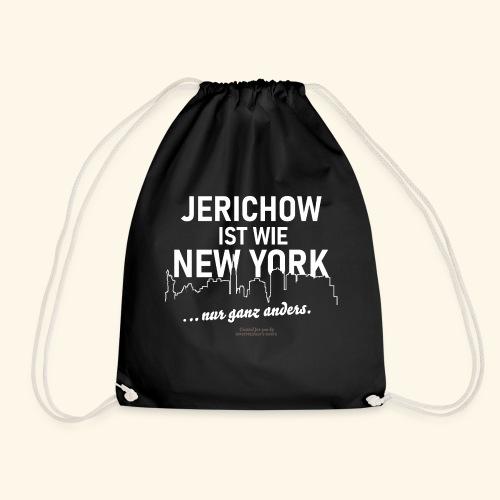 Jerichow ist wie New York ... nur anders - Turnbeutel