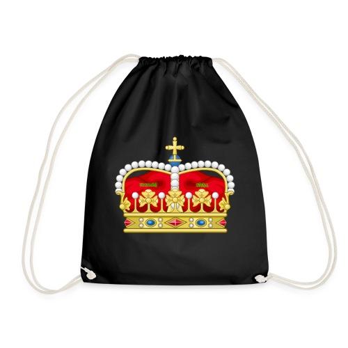 crown2 png - Drawstring Bag