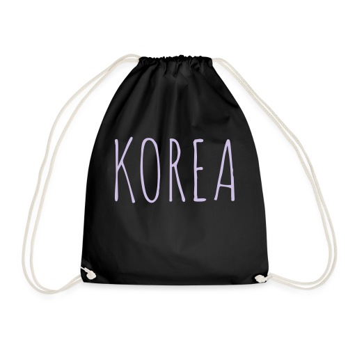 Korea - Limited Edition - Drawstring Bag