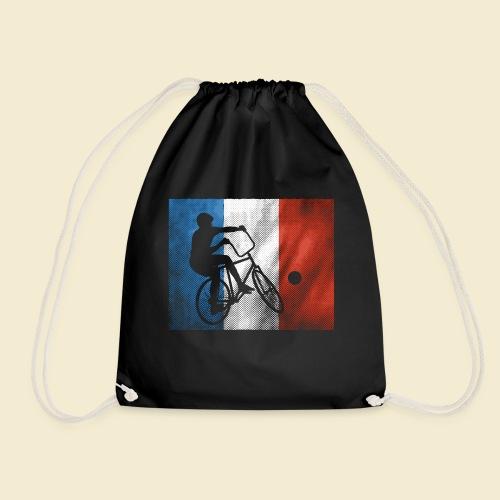 Radball | Flagge Frankreich - Turnbeutel