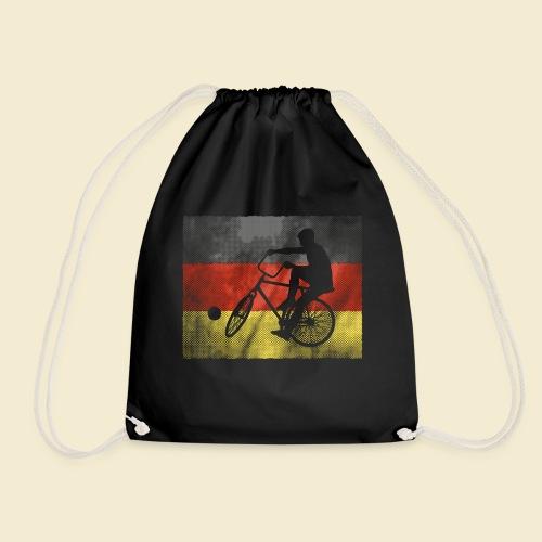 Radball | Flagge Deutschland - Turnbeutel