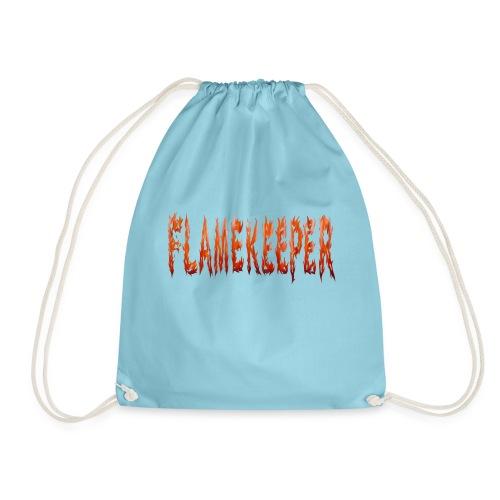 flamekeeper name logo - Gymtas