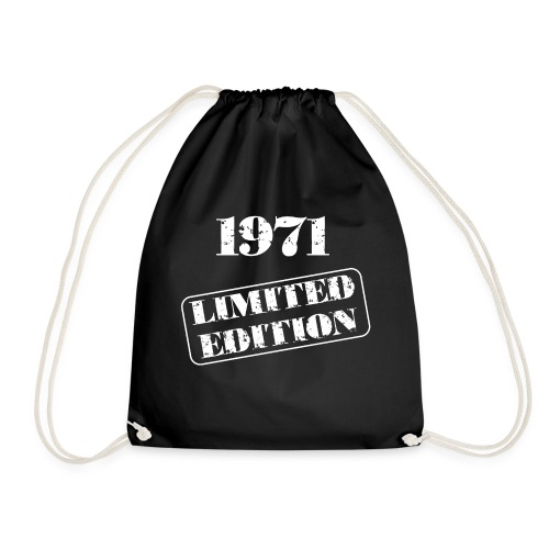 Limited Edition 1971 - Turnbeutel