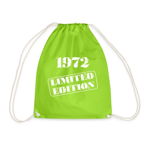 Limited Edition 1972 - Turnbeutel