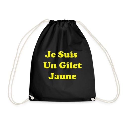 Gilet Jaune - Sac de sport léger