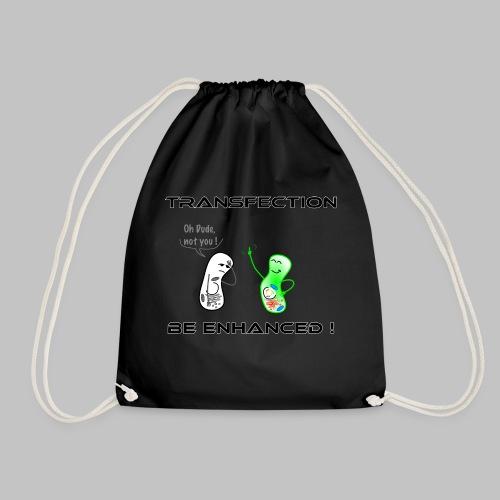 Transfected cells - Drawstring Bag