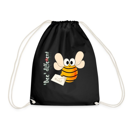 BEE DIFFERENT3 - Sac de sport léger