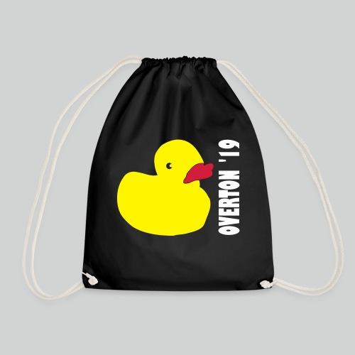 duck 19 - Drawstring Bag