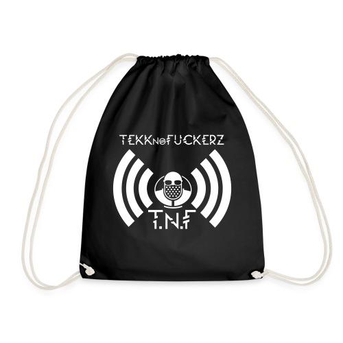 Tekknofuckerz Logo - Turnbeutel