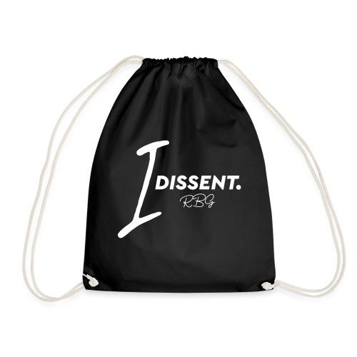 I dissented - Drawstring Bag