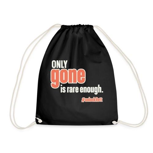 Gone - Drawstring Bag