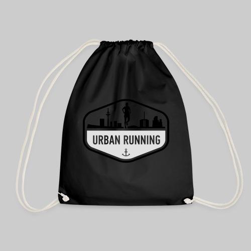 UrbanRunningLogo - Turnbeutel