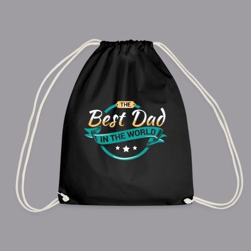 Best Dad In The World II - Turnbeutel