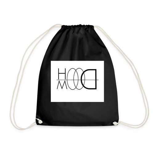 HOODMOOD T-shirt Basic - Sacca sportiva