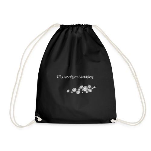 Diamonique womens - Drawstring Bag