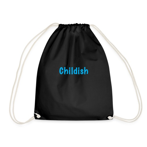 Childish - Drawstring Bag