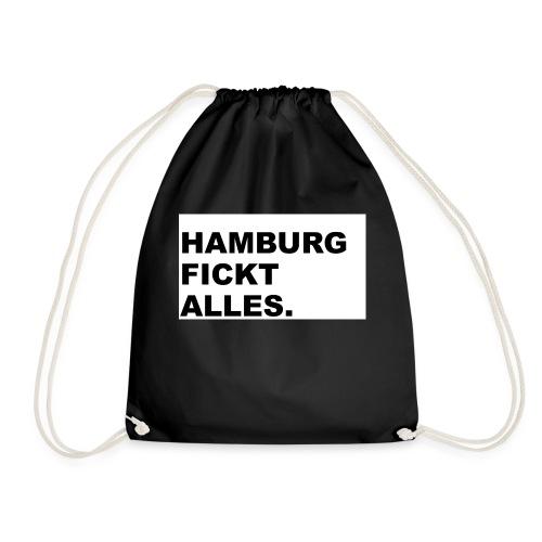 Hamburg fickt alles. - Turnbeutel