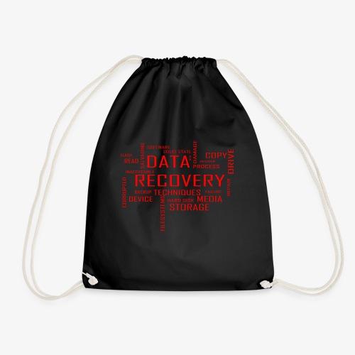Data Recovery - Drawstring Bag