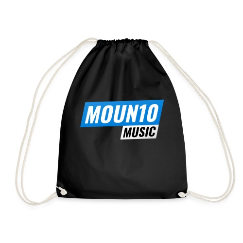 MOUN10MUSIC - Turnbeutel