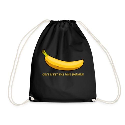 ceci n est pas une banane - Sac de sport léger