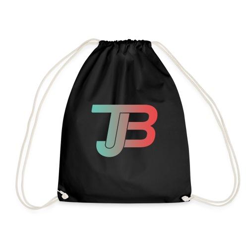 TJB Logo Gradient - Turnbeutel