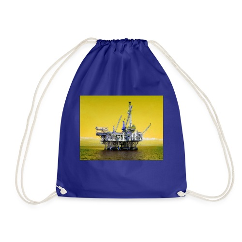 Off shore - Drawstring Bag