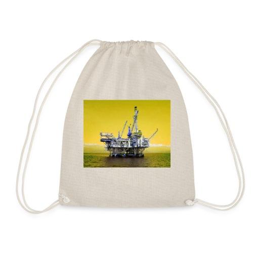 Off shore - Drawstring Bag