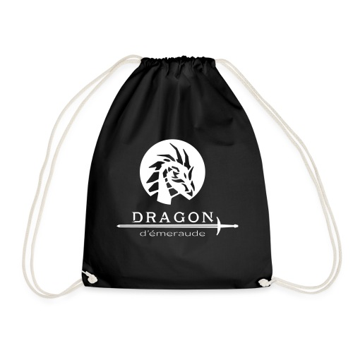 dragon d'émeraude blanc - Sac de sport léger