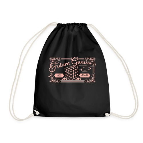 Rubik's Cube Future Genius - Drawstring Bag