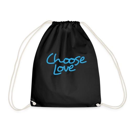 Love and Kindness - Drawstring Bag